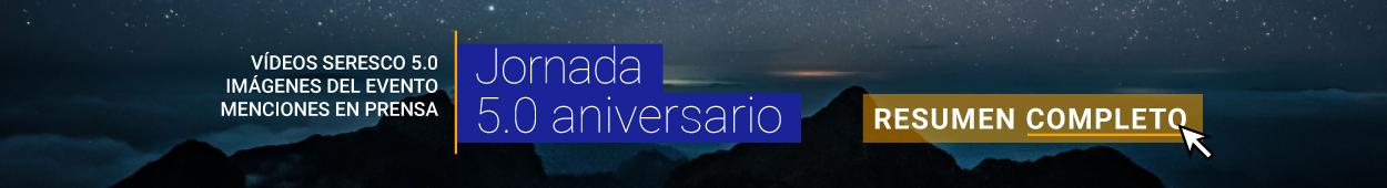 Inscripción Eventos 50 Aniversario Seresco